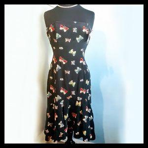 🆕 Beautiful Shoshanna Butterfly Dress